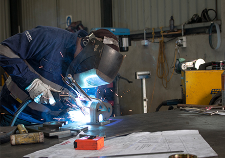 steel fabrication and customisation