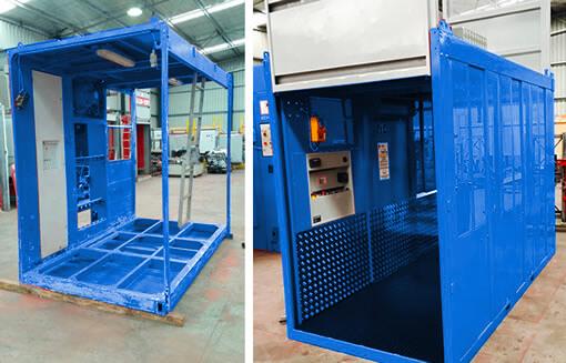 refurbishing - vertical access solutions - Standard Access Australia