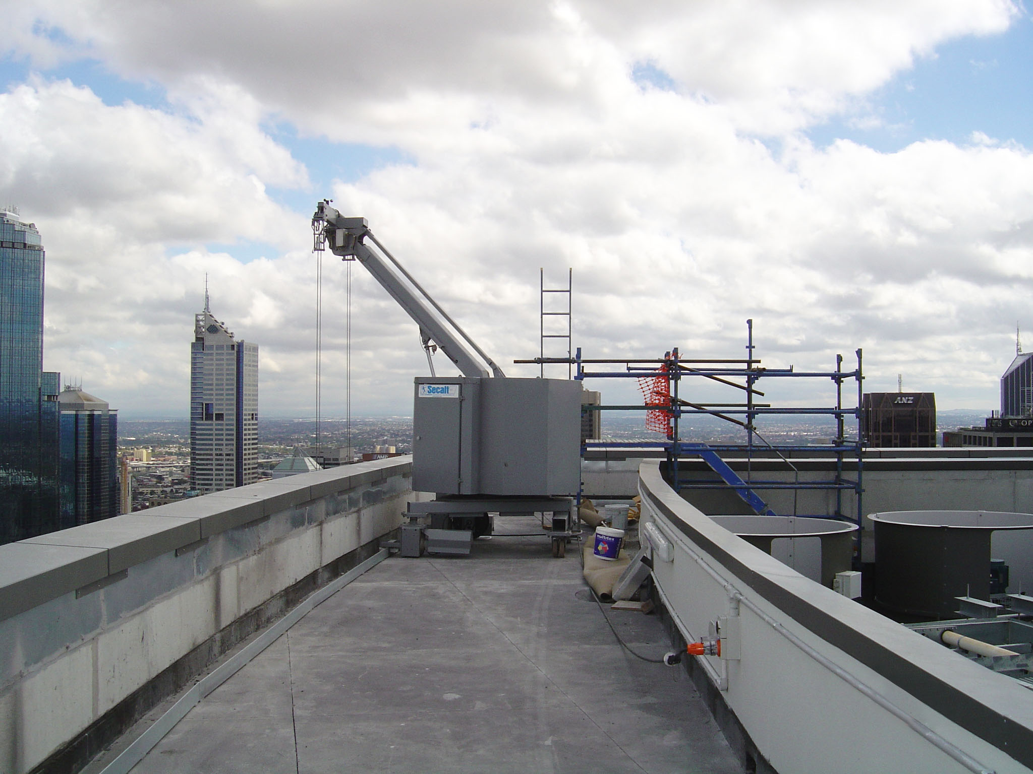 Standard Access - Permanent Access and Building Maintenance Unit solutions
